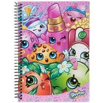 Shopkins notitieboek A5
