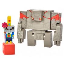 speelset Minecraft Dungeons junior 4-delig