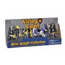 speelset Victory and Valour jongens zwart 6-delig
