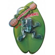speelfiguur kikker junior 10 cm groen