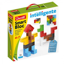 bouwspel Smart Bloc junior 11-delig
