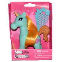 mini-unicorn meisjes 10,5 cm groen 2-delig