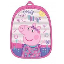 pluchen rugzak Peppa Pig roze 32 cm