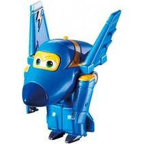 speelfiguur Transform-A-Bots! Jerome 6 cm blauw