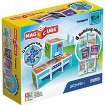 MagiCube Transport 7-delig multicolor