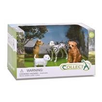 honden: speelset in giftverpakking 4-delig divers