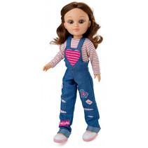 tienerpopkleding Sofy meisjes textiel blauw 2-delig