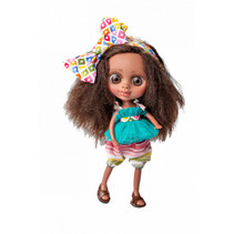 tienerpop kleertjes Martina Jiménez junior multicolor