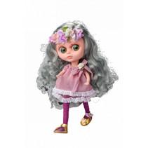 tienerpop kleertjes Margaret Frost roze
