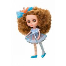 tienerpop kleertjes The Biggers Zoe Davon blauw