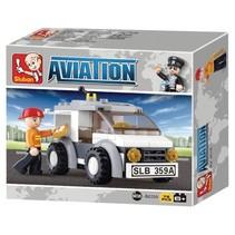 Aviation: Bezorgwagen (M38-B0359)