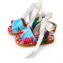 pop-accesoire schoenen meisjes textiel