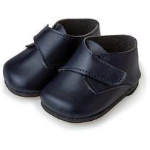 pop-accesoire schoenen meisjes textiel/kunstleer blauw
