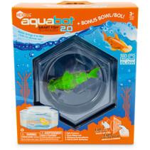 speelfiguur haai Aquabot 2.0 junior 9 x 7 cm groen 4-delig
