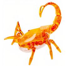 speelfiguur Schorpioen junior 15 x 10 x 11 cm oranje