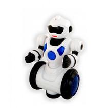 robot Dancing junior 14 x 21 cm wit