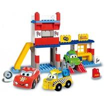 bouwset garage 108-delig