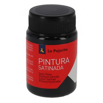latexverf La Pajarita 35 ml zwart