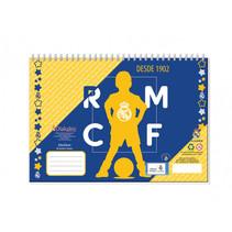 kleurblok Rmcf 23 x 33 cm geel/blauw