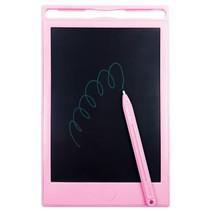 LCD-tekentablet 8 inch roze 2-delig