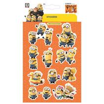 stickervel Minions junior 19 x 11 cm papier oranje