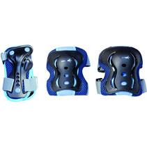 beschermingsset blauw 6-delig