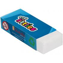 gum junior 6 x 2,5 x 1 cm rubber wit