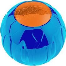 herbruikbare waterballon Aqua Force blauw/oranje