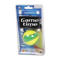 bungeebal 6 cm groen/geel
