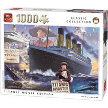 legpuzzel Titanic Film Editie karton 1000 stukjes