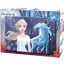 legpuzzel Disney Frozen II junior 50 stukjes (B)