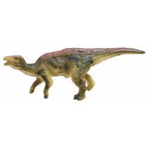 dinosaurus Allosaurus jongens 16 cm vinyl bruin