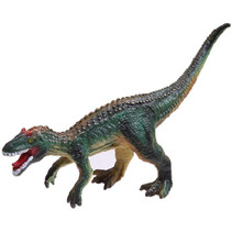 dinosaurus Deinonychus jongens 16 cm vinyl groen