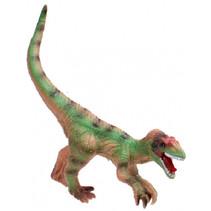 dinosaurus Hypsilophodon jongens 16 cm vinyl groen