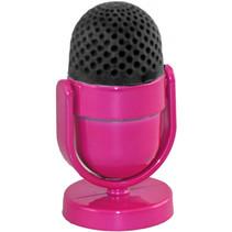 gum en puntenslijper Cool Mic meisjes metaal roze