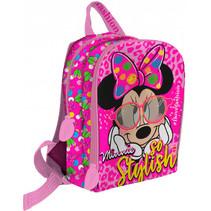 rugzak Minnie So Stylish meisjes 8 liter polyester roze