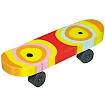 gum Skateboard junior rubber oranje/zwart
