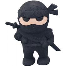 gum Samurai junior 46 x 19 mm rubber zwart