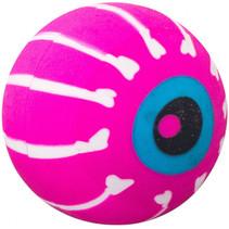 gum Eye junior 29 mm rubber roze/wit/blauw