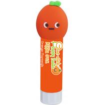 lijmstift Fruits junior 10 gram oranje