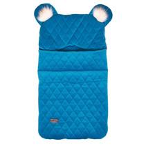 slaapzak Dream Catcher junior 80 cm katoen blauw