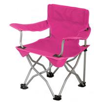 campingstoel Ardeche 54 x 35 cm polyester roze