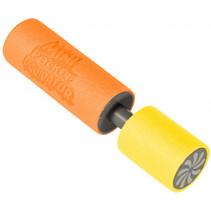 waterspuiter Shooter 15 cm geel/oranje