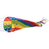 vlieger Wind Turbine Rainbow nylon 86 x 500 cm