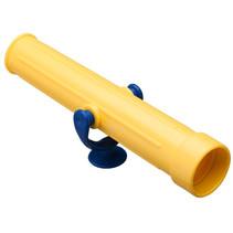 telescoop voor speelhuisje 35 cm geel