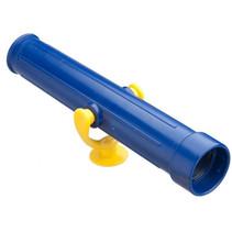telescoop voor speelhuisje 35 cm blauw