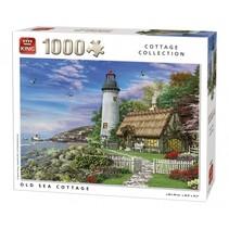 Legpuzzel Old Sea Cottage 1000 Stukjes