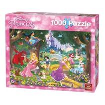 legpuzzel Disney Princess 1000 stukjes