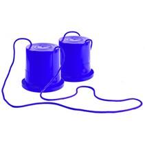 loopklossen blauw 18 cm