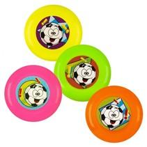 frisbee 9 cm 4 stuks